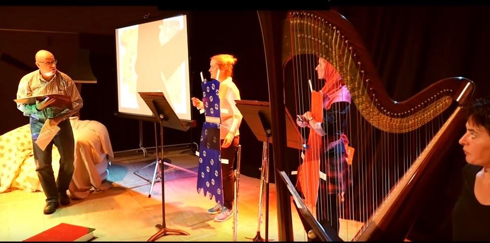 Het Ronsard Trio sprookje
